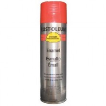 Rust-Oleum V2163838 Safety Red Spray Paint