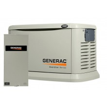 22kW Generac Guardian 6551 Home Standby Generator with 200A SE-Rated ATS | 6551